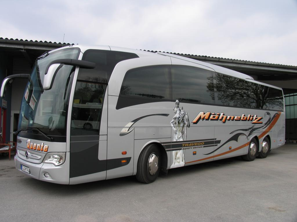 Mercedes Benz Travego Safty Edition | Möhneblitz